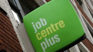 Unemployment has fallen in the East.