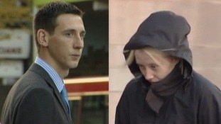 Adam Kightley and his partner Jacqueline Parker were jailed for seven years.