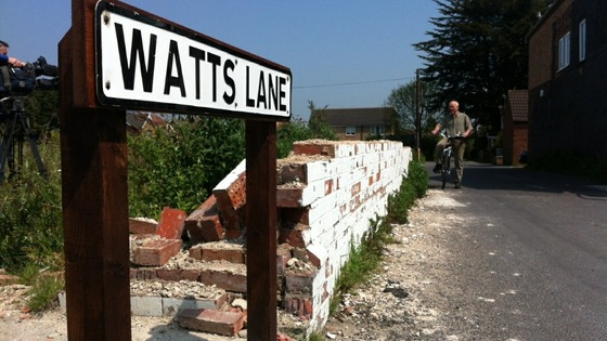 Watts Lane, Louth