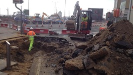 Engineers can't explain what caused Lowestoft hole