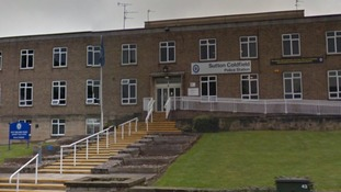 The two officers under investigation are based at Sutton Coldfield police station
