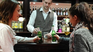 Fake pub in London university tests our drinking habits