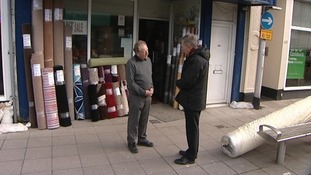 Stephen Clemmett talks to ITV News Anglia's Malcolm Robertson.