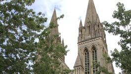 Bishop of Truro attacks Govt welfare cuts