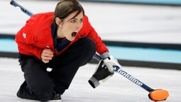 Team GB women's curling team wins Olympic bronze