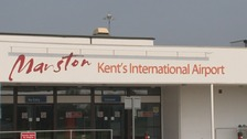 Manston Airport terminal