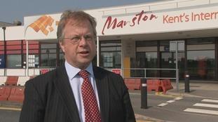 Charles Buchanan, CEO, Manston Airport