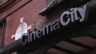 Cinema City in Norwich.