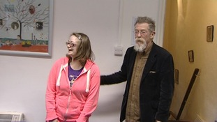John Hurt wants people to get behind an appeal to raise money for a cinema project.