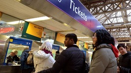 Most rail passengers 'don't claim' over late trains