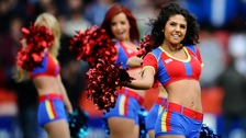 Sport and equality minister says women can still look 'absolutely radiant' while doing sports such as cheerleading.