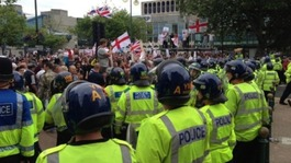 Birmingham English Defence League Protesters due in court