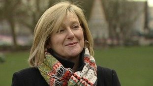 Lynn Daly, from Cancer Research UK, has praised Maison's bravery.