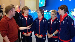 Ryan Dollard on Team GB's curling success