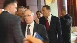 Polish minister warned Ukrainian protest leader: Back deal or die