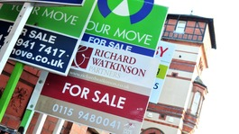 South West housing market increase