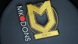 MK Dons have signed Sanmi Odelusi.