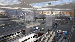 Euston Station to be rebuilt as part of HS2 plans