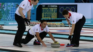 Ryan Dollard on the curlers' bittersweet success
