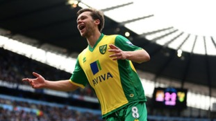 Jonny Howson could return from injury against Spurs.