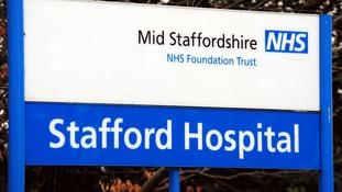 Mid Staffordshire hospital trust.