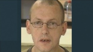 Paul Maxwell, 49, escaped yesterday while on day release in Rochdale town centre.
