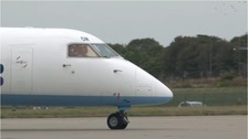 Manston plane
