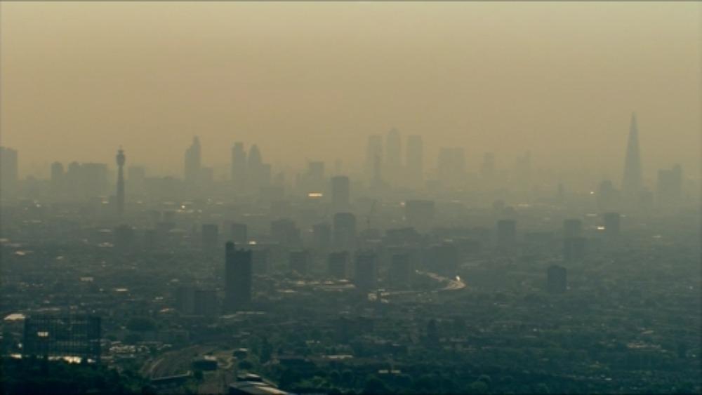 London Has Highest Nitrogen Dioxide Levels In Europe