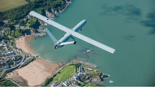 'Spy in the sky' drone to begin flying over Wiltshire