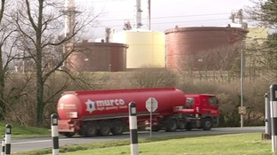 Fears for future of Murco Milford Haven refinery