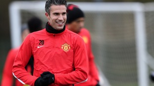 Van Persie - Champions League is wide open