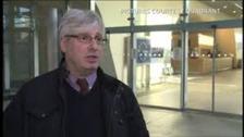 Thalidomide campaigner Guy Tweedy