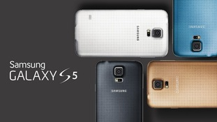 Samsung Galaxy S5 set for April release