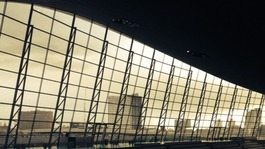 London Aquatics Centre prepares to open to the public