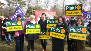 Plaid respond to union leader's attack