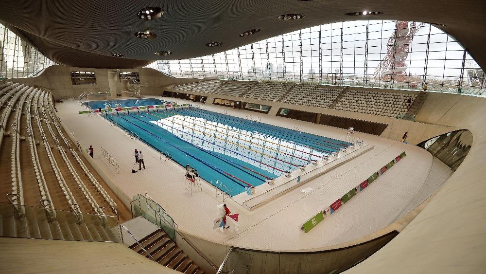 London Aquatics Centre Prices And Timetables London