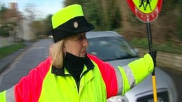 Safety fears as councils cut lollipop lady numbers