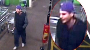 The man wanted in connection with the attempted abduction in an Asda car park in Worcester