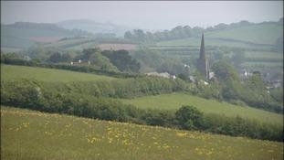 Holbeton landscape