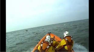 Sea rescues soar in hot weather