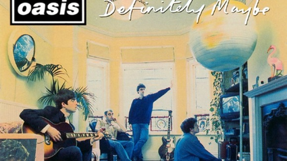 Oasis to re-issue first album on 20th anniversary ... Oasis Band Album Cover