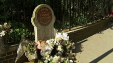 Yvonne Fletcher's memorial