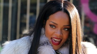 Rihanna to create concept album for animated movie.