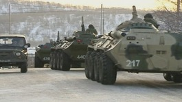 Ukraine warns Russia against 'act of aggression' in Crimea