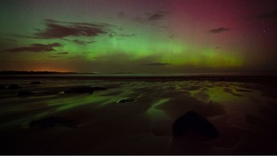 Embleton Bay in Northumberland.
