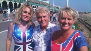 OBF, formerly known as Bucks Fizz say the contest should be about the music