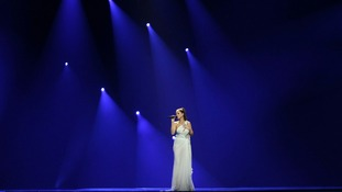 Spain's Eurovision contestant Pastora Soler