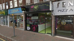 The Chop and Wok in Hagley Road West, Quinton