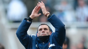 Gus Poyet is 'the hero of this story'.