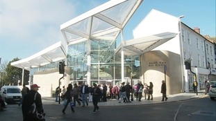Northampton's new bus station